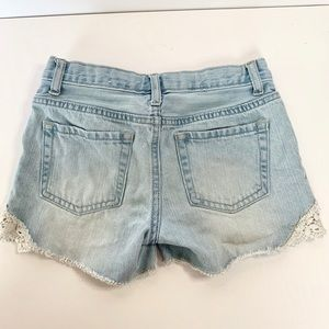 Place Bottoms - Place Girls Jean Shorts